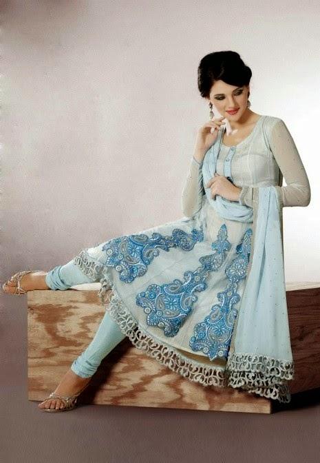 Utsav Salwar Kameez Designs 2014 designed