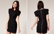 Vestido preto deixa você linda e na moda (vestido preto )
