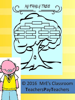 https://www.teacherspayteachers.com/Product/The-Family-Tree-2281715