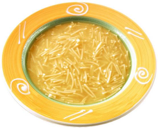 Baja f cil de peso - Sopa de alcachofas para adelgazar ...