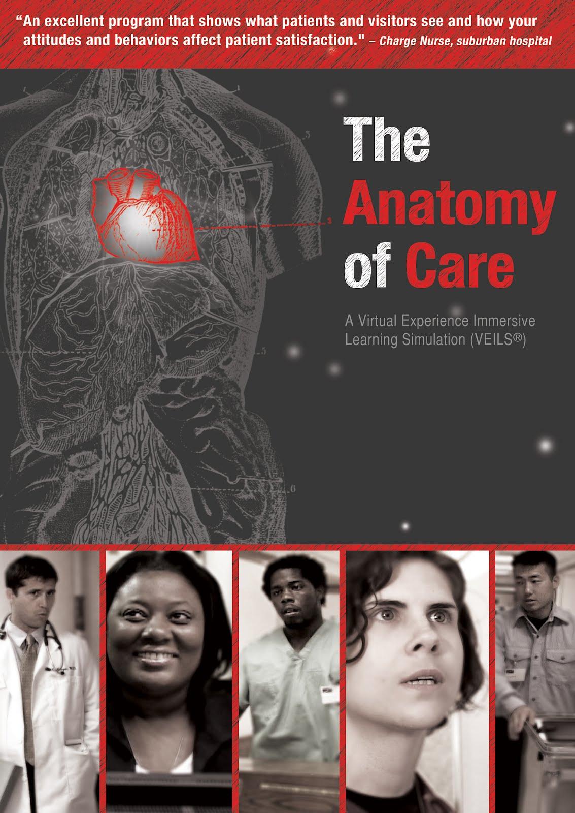 Clark Aldrich First Drafts: Profile: Anatomy of Care