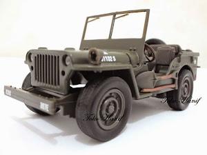 Jeep Militer