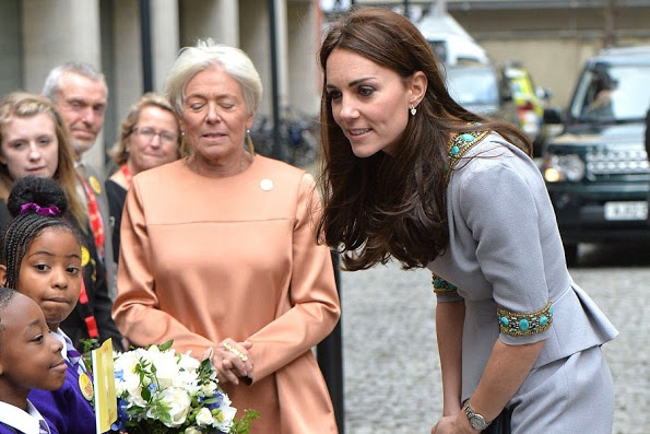 Catherine, Duchess Of Cambridge Attended Place2Be Headteacher Conference