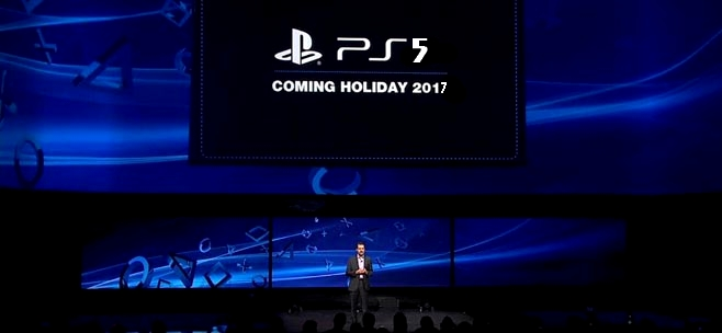playstation 5 2017