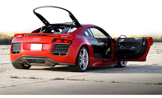 Audi R8 2014 Accessories Modification