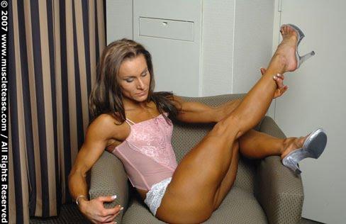 Kat Chandler Female Muscle Bodybuilding Blog