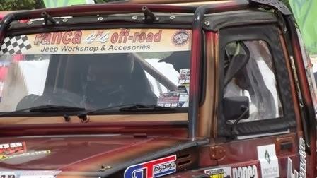 Kejurnas Speed Offroad GT Radial 2013 @ Lampung