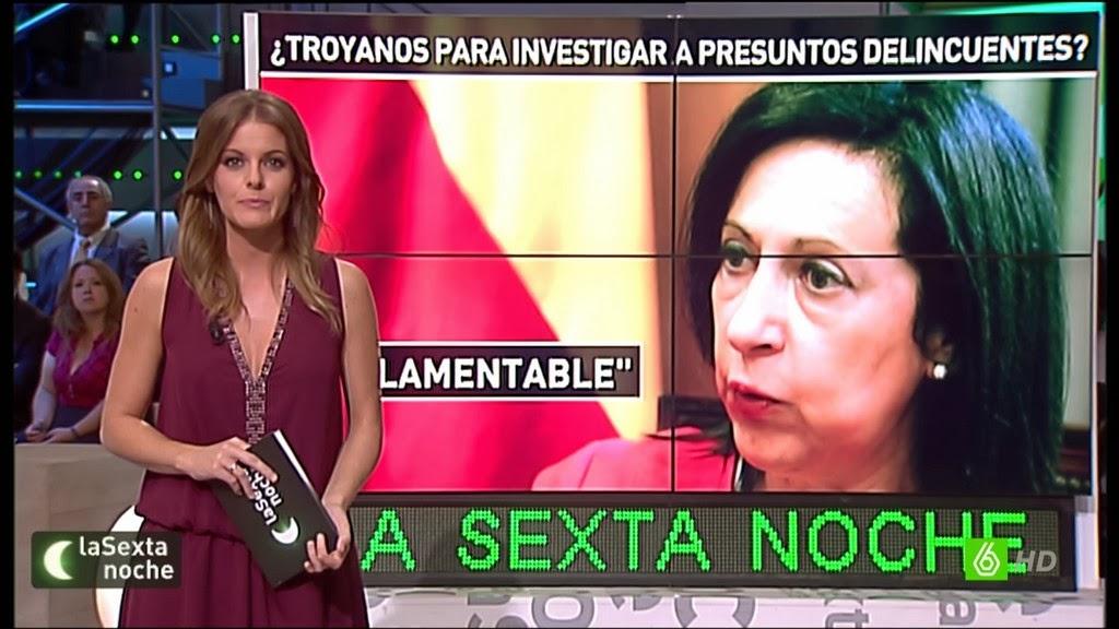 ANDREA ROPERO, LA SEXTA NOCHE (05.10.13)