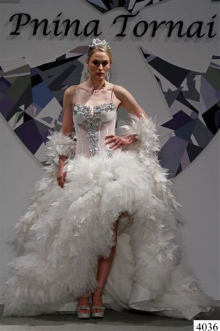 Latest Pnina Tornai Wedding Dresses Gown