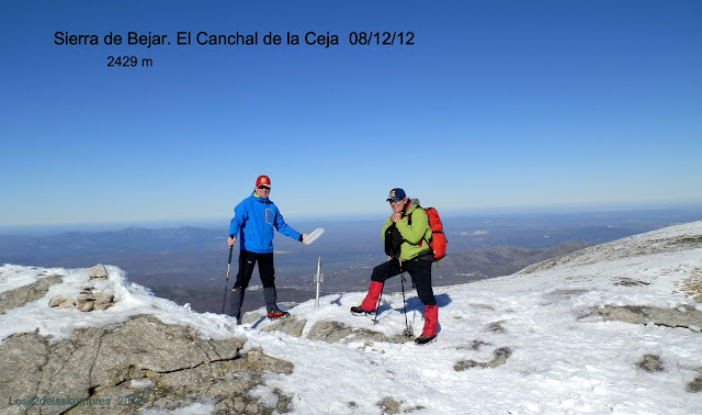 El Canchal de la Ceja, Sierra de Bejar