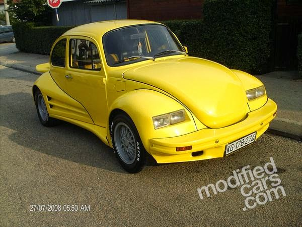 Modified VW Beetle 1303ls 1973 Pictures