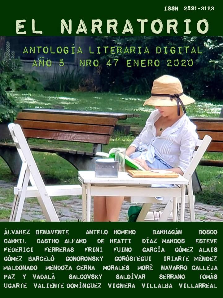 EL NARRATORIO  ANTOLOGÍA LITERARIA DIGITAL NRO 47