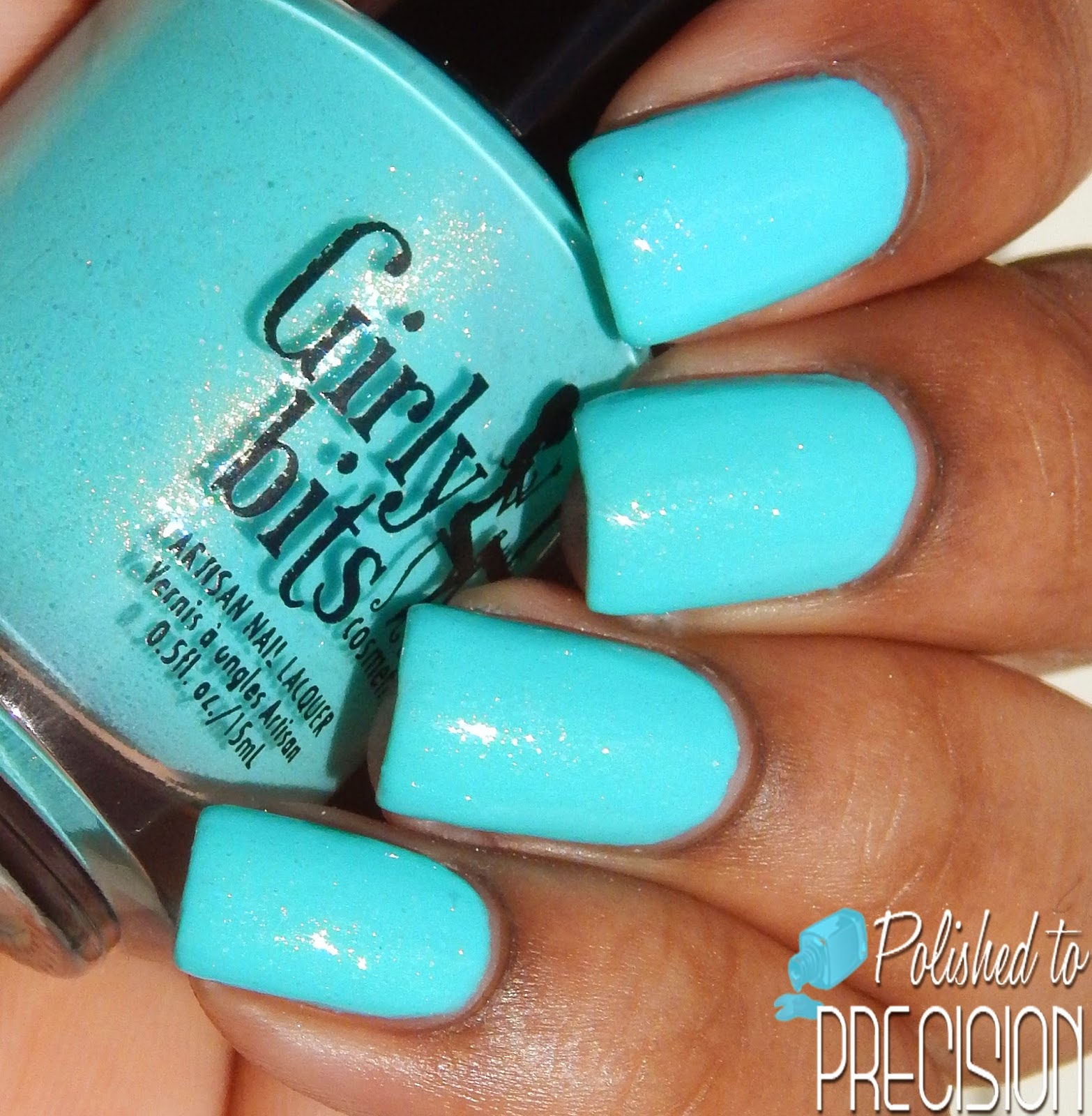 Girly Bits Mint-al Precision