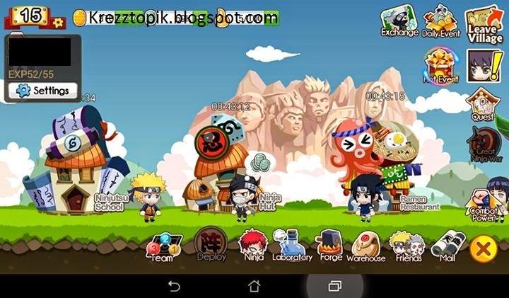 Download pockie ninja social android