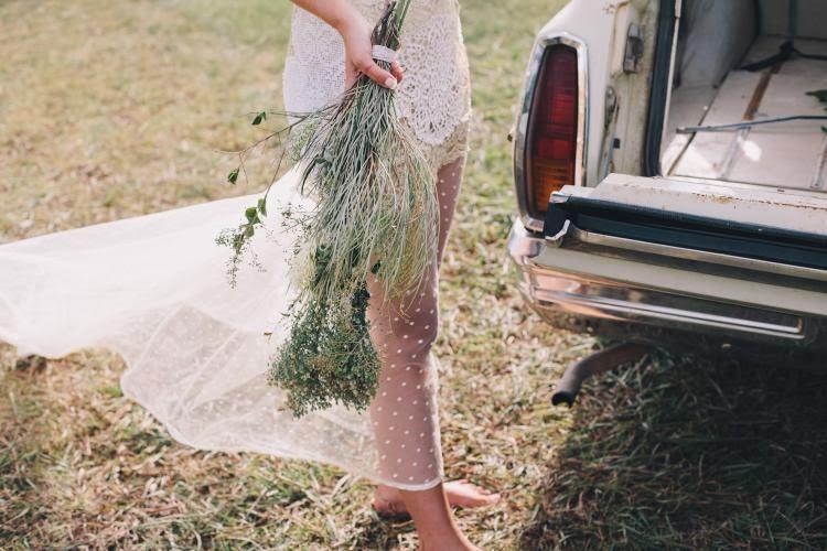 ramos de novia de hojas gt fashion diary