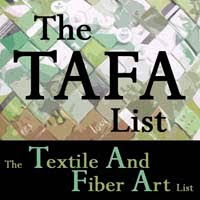 Textile and Fibre Art List