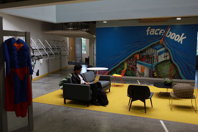inside facebook office images at digzzy