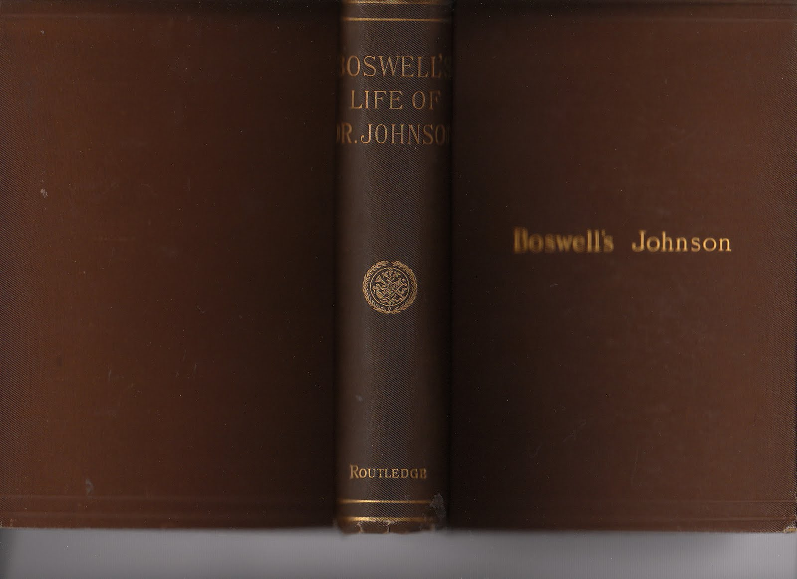 an introduction to the life of samuel johnson Life of johnson by boswell, first edition  the life of samuel johnson lld selected and abridged by edmund fuller with an introduction and appreciation by colin .