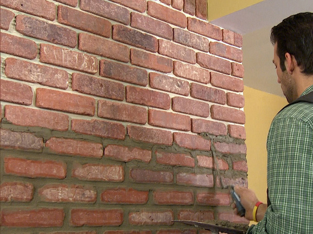 Brick vector picture brick veneer for Interior brick veneer
