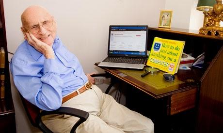 Đọc để tìm giây phút lạc-quan trong tuổi già
