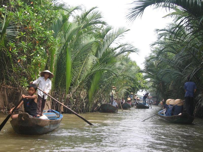 Ben Tre Vietnam  City pictures : Ben Tre, Mekong Delta, Vietnam Vietnam Voyages. Ca