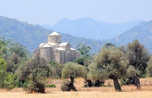 Παναγία Περγαμηνιώτισσα. 11ου αιώνα - Ακανθού (κατεχόμενη)