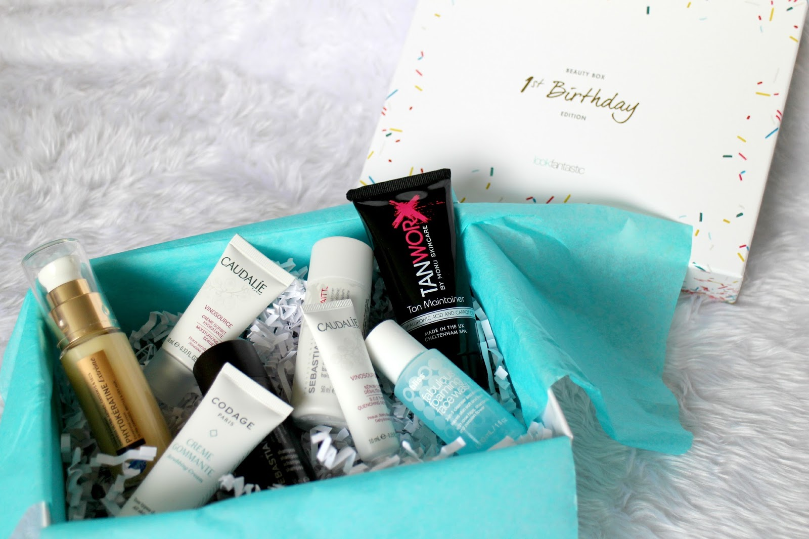 Look Fantastic Birthday Beauty Box