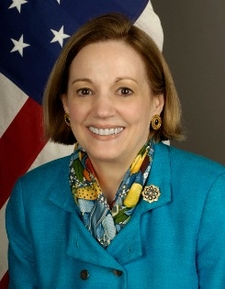 U.S. Ambassador to Egypt Anne W. Patterson.