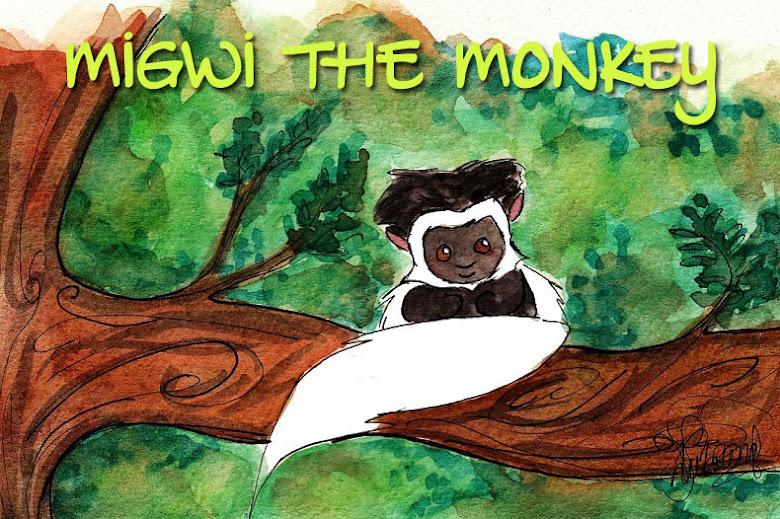 Migwi the Monkey