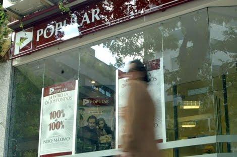 Auvicap rioja el banco popular condenado por vender un for Oficina del consumidor gijon