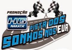 Promoção HG Nakata: Pista dos Sonhos nos EUA