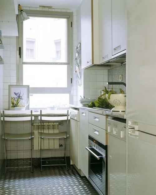 Cozinha pequena? 40 idéias de como usar as paredes para otimizar o
