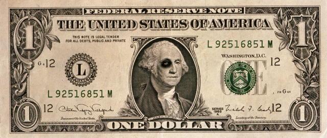 Доллар давно не подкреплён реальной ценностью. На чём же он держится?
