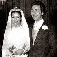 Mariage d'Elizabeth-Anne de Massy et de Bernard Taubert-Natta
