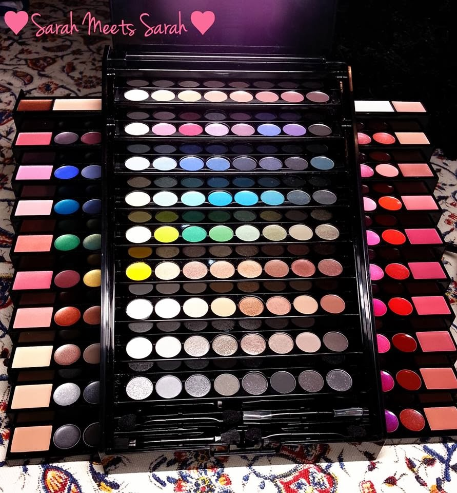 sephora makeup academy palette. if any of you love this palette, go grab yours in outlet sephora malaysia at your local area.....is limited makeup academy palette