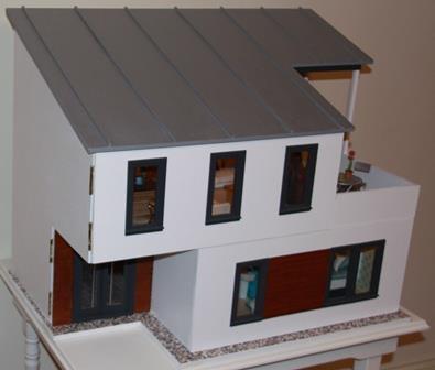 De rommelkraam het moderne huis - Zie in het moderne huis ...
