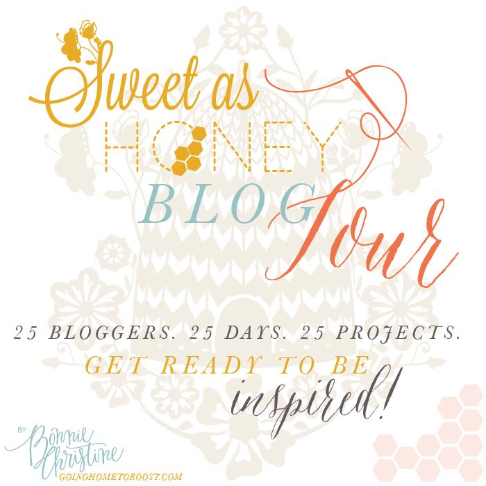 Sweet as Honey Blog Tour // veryshannon.com