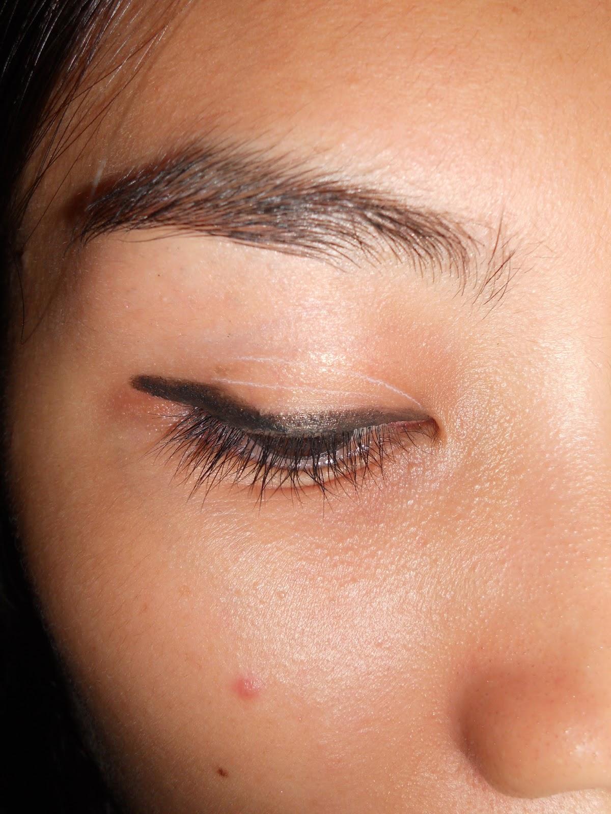 Essensyalooks : Gradient Eyeliner