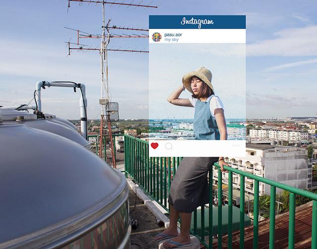 Realita dibalik Foto Keren Instagram