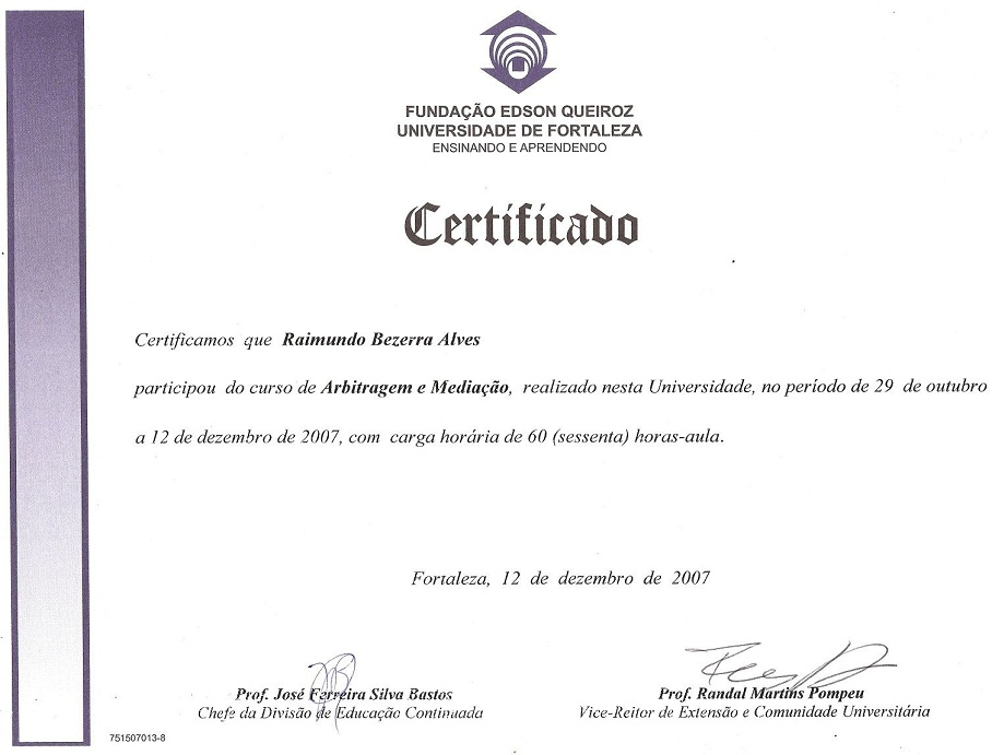 JUIZ MEDIADOR INTERNACIONAL DE CONFLITOS
