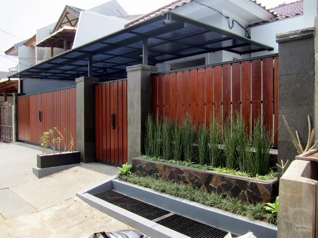 10 gambar desain pagar rumah minimalis terbaru 2017 1001