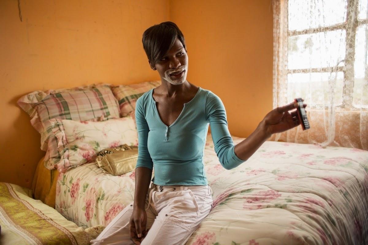 Mama Africa Transsexuais Sul-Africanas