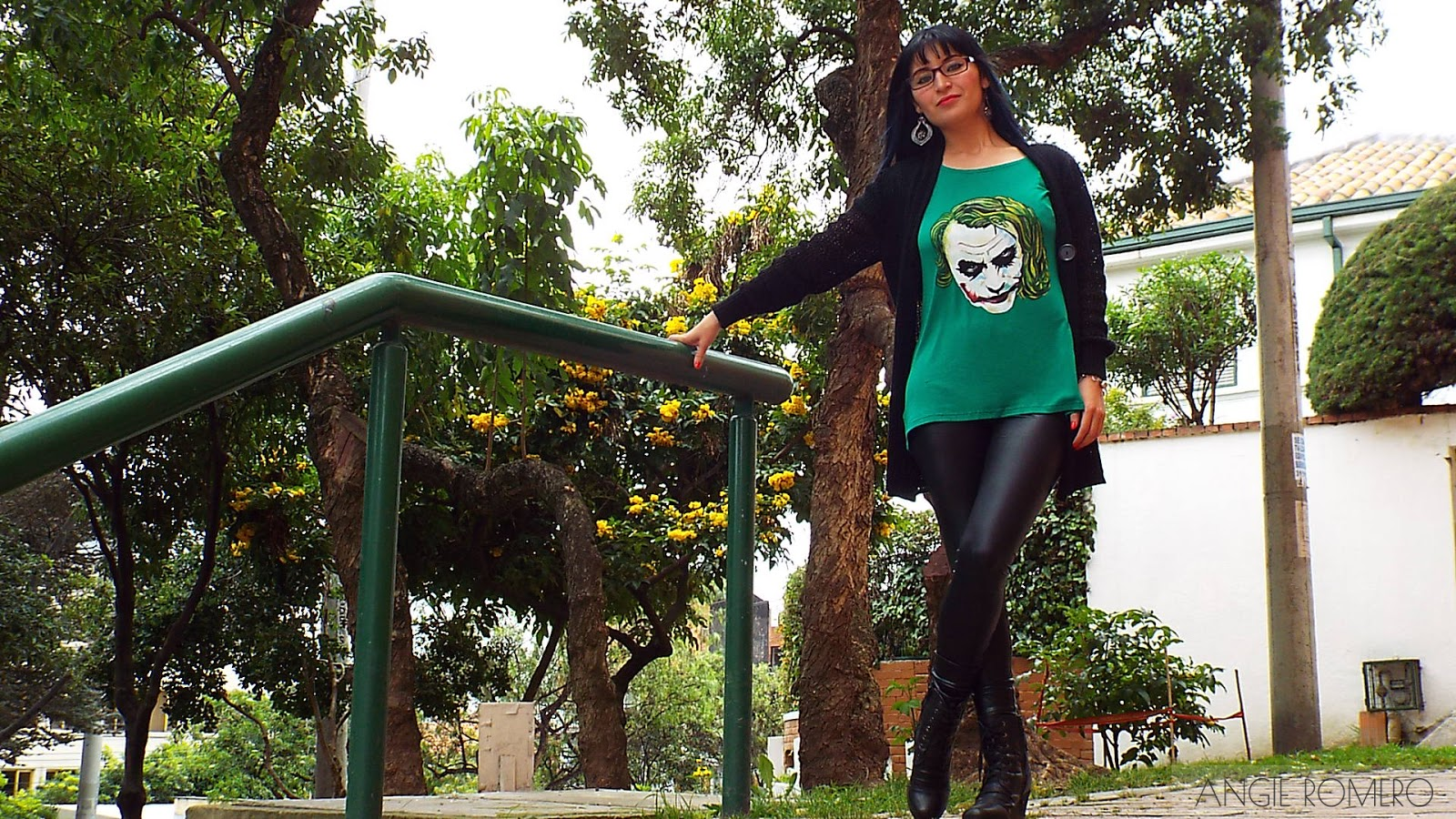 DIY crea tu propia camiseta Joker