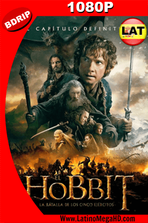 El Hobbit: La Batalla De Los Cinco Ejércitos (2014) Latino HD BDRIP 1080p ()