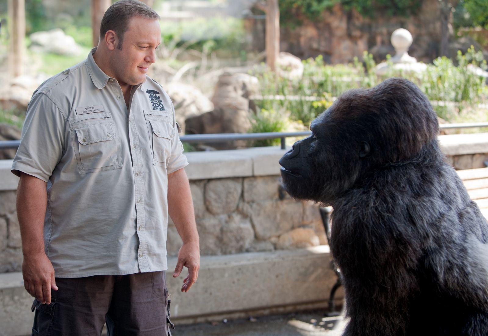 Zookeeper movie