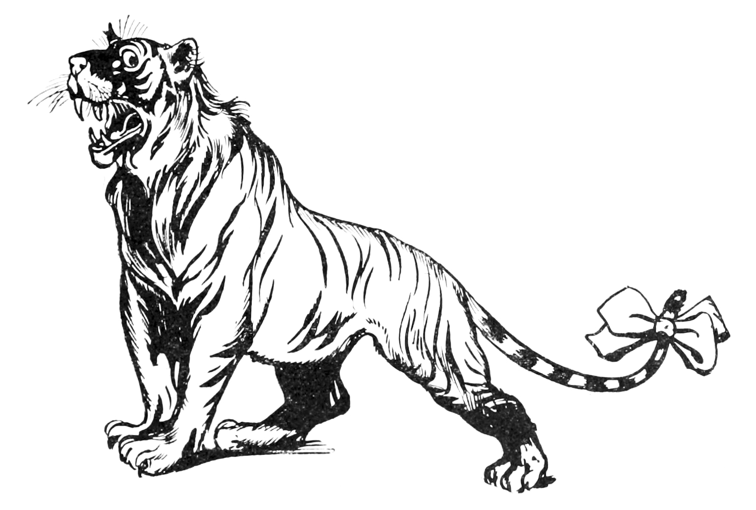 The Royal Blog Of Oz Characters Hungry Tiger Cowardly Lion After Ozma Had Dorothy Freed From Princess Langwideres Tower She Went To Get Billina But On Her Way Out Ran Into Old Friend