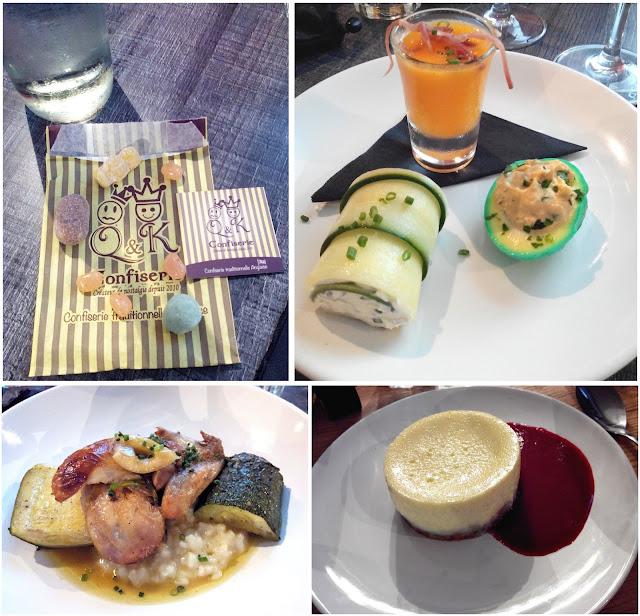QK Confiserie, cheesecake, coquelet, Nantes, Chez Tonton, restaurant, blog, bullelodie