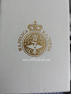 Majolica Majorca gift box