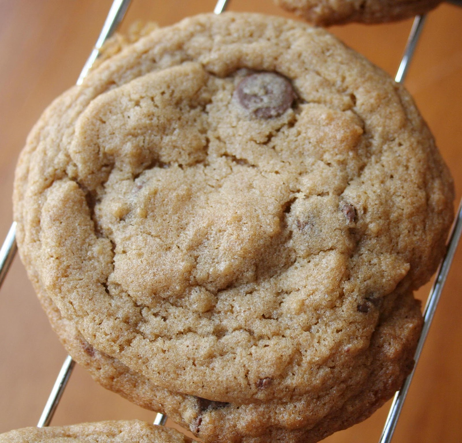 ... the Recipes of My Life: Recipes: Whole Wheat Chocolate Chip Cookies