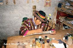 Artigiano di Sarhua